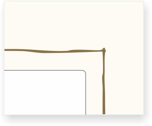 ornament nr 1031 kolor złoty