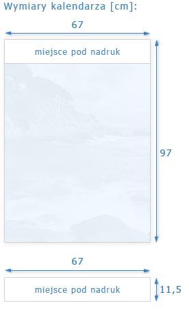 kalendarze wymiary, kalendarz wymiar, kalendarze 2012 wymiary, kalendarze 2013 wymiary, kalendarze ścienne wymiary